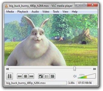 Cara melihat video 3gp, Mp4, Mkv, Avi dan format lainnya di komputer - 64mes