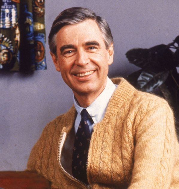 32 Best Fred Rogers Images On Pinterest Fred Rogers Mr Rogers Quote And Live Life
