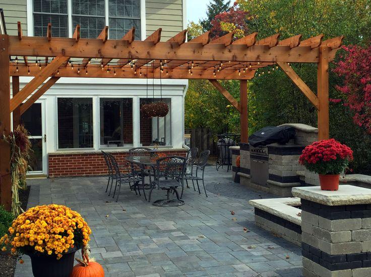 Pergola Design By Orland Park, IL Pergola Builder