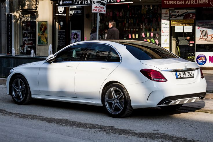 Mercedes Benz C 180 AMG Pack - W 205