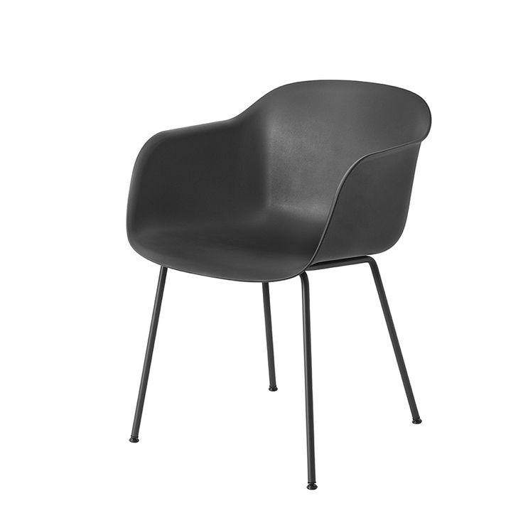 Fiber Chair tube onderstel - Muuto