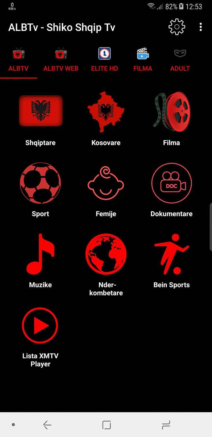 ALBTv Shiko Shqip Tv Shiko Sport TV Android Falas