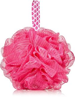 Pink Shower Sponge - Bath & Body Works - Bath & Body Works