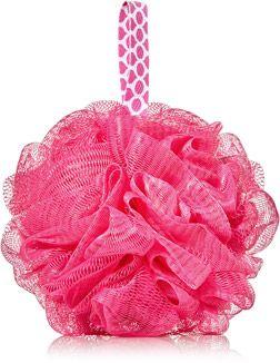 Pink Shower Sponge - Bath & Body Works - Bath & Body Works
