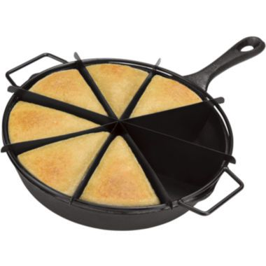 Cooks 2-pc. Cast Iron Cornbread Skillet Set  found at @JCPenney