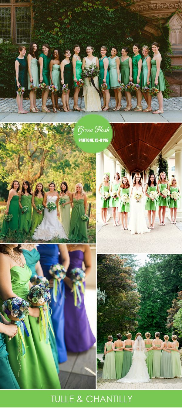 371 best bridesmaid images on pinterest marriage brides and wedding top 10 pantone colors for spring summer bridesmaid dresses 2016 ombrellifo Choice Image