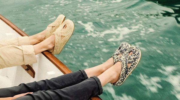 Pla: zapatos artesanos de diseño elaborados entre Mallorca y Bangladesh en http://www.yorokobu.es