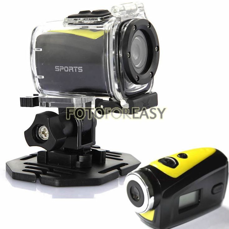 Outdoor Waterproof HD Video Sports DV Action Helmet Camcorder Camera DVR CAM F22 #UnbrandedGeneric