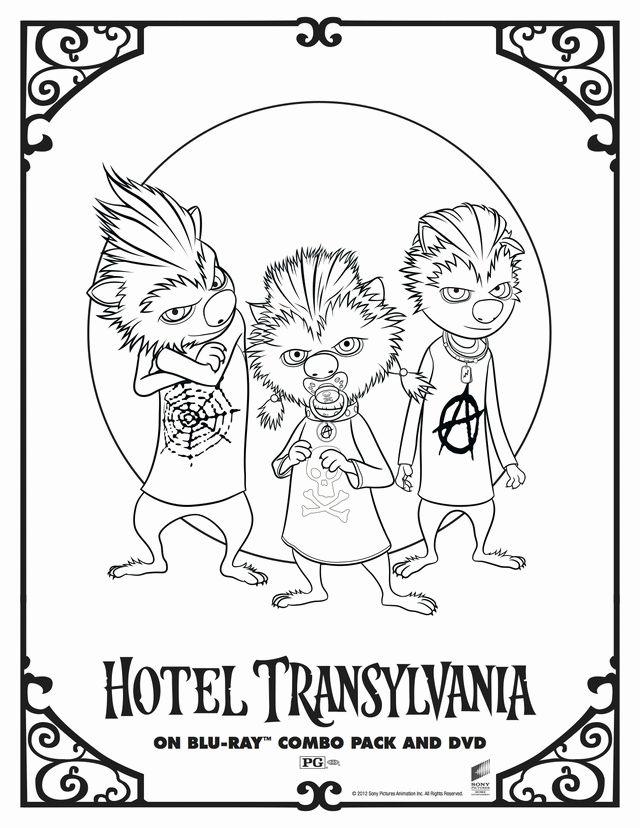 Hotel Transylvania 39 s wolf pups