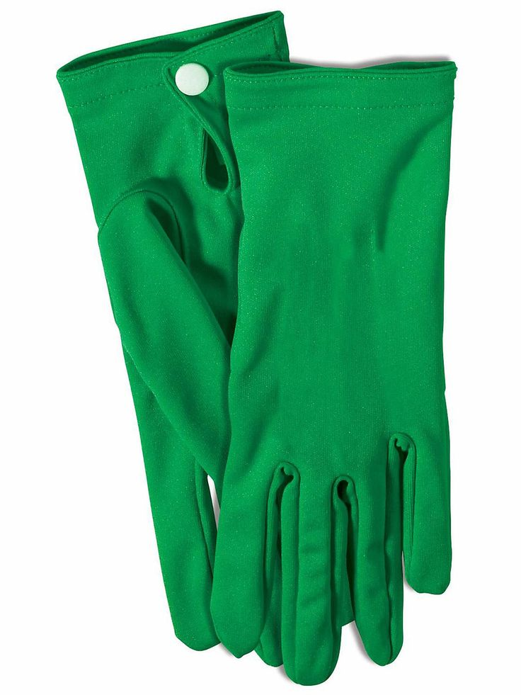 black friday deal short colored adult gloves 6 colors green from forum novelties cyber monday - Halloween Novelties Wholesale