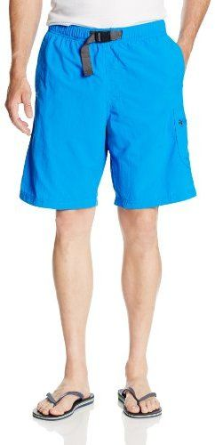 $22, Aquamarine Shorts: Columbia Palmerstone Peak Short. Sold by Amazon.com. Click for more info: https://lookastic.com/men/shop_items/270859/redirect