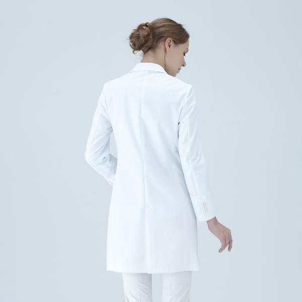 Nude Fit Doctor Coat_Back