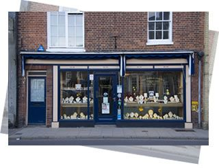 Southwold museums#A purpose built museum dedicated to the history of Amber. Examples of amber from around the world may be found, different colours, with a variety of exhibits containing fossilised creatures trapped within#museum#