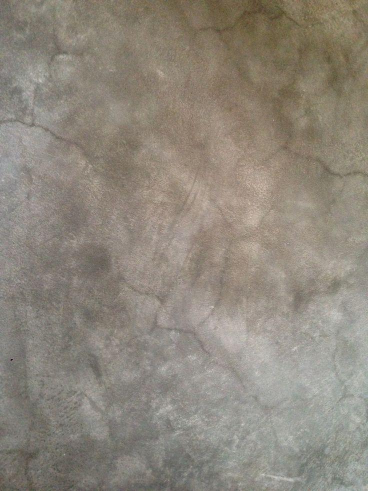 Nysåpat glättat betonggolv