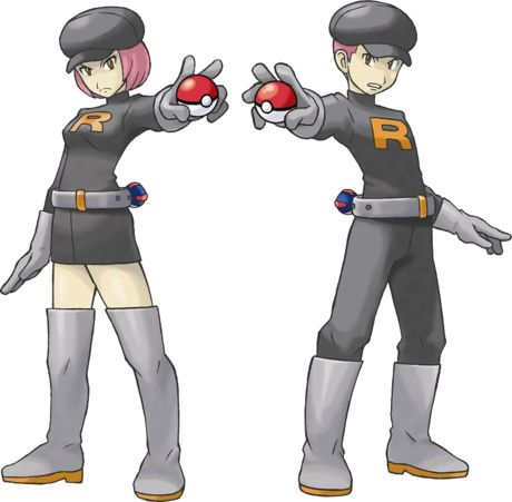 Pokemon Team Rocket Grunt                                                       …