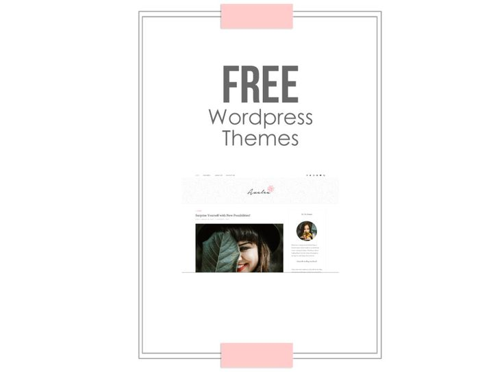 Free Wordpress.org Themes! You don't even have to spend a single dime to get these pretty themes!