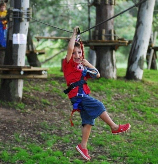 Kids holiday activities in and around Cape Town.
