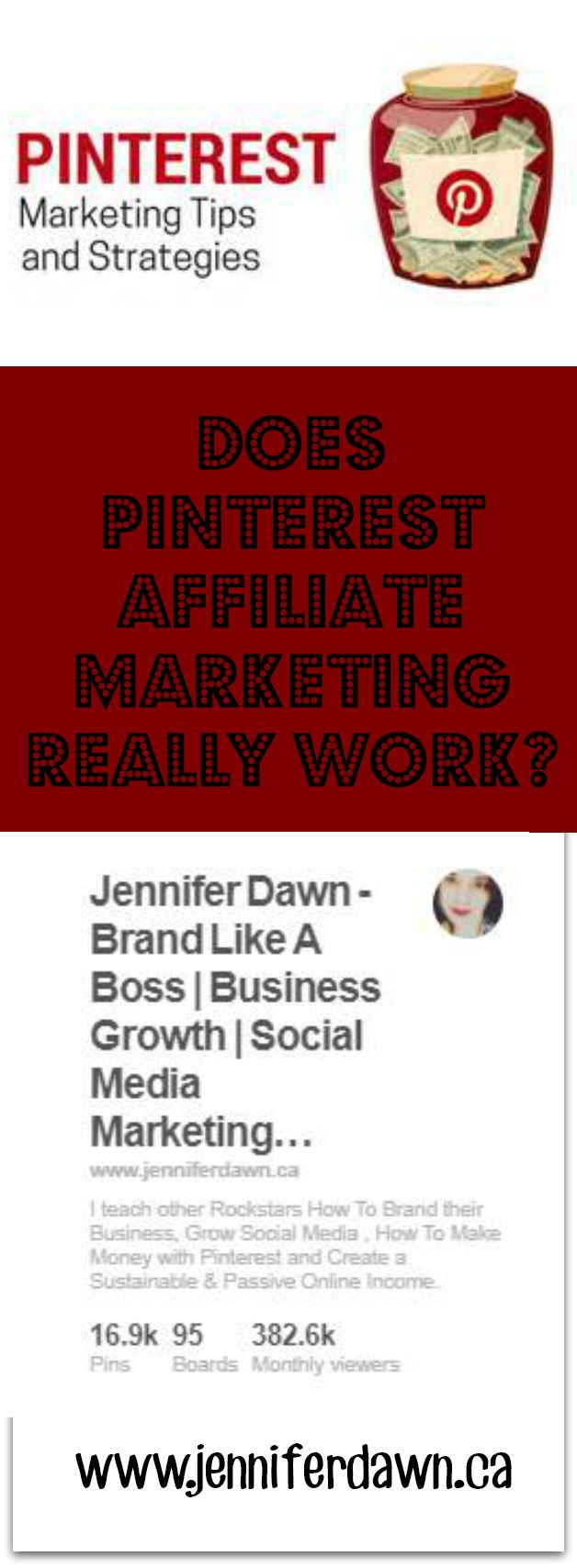 Pinterest is my top source for Traffic & Sales ! Click to Find out how I learned how to tap in to the power of Pinterest! You really can make money with Pinterest Affiliate Marketing