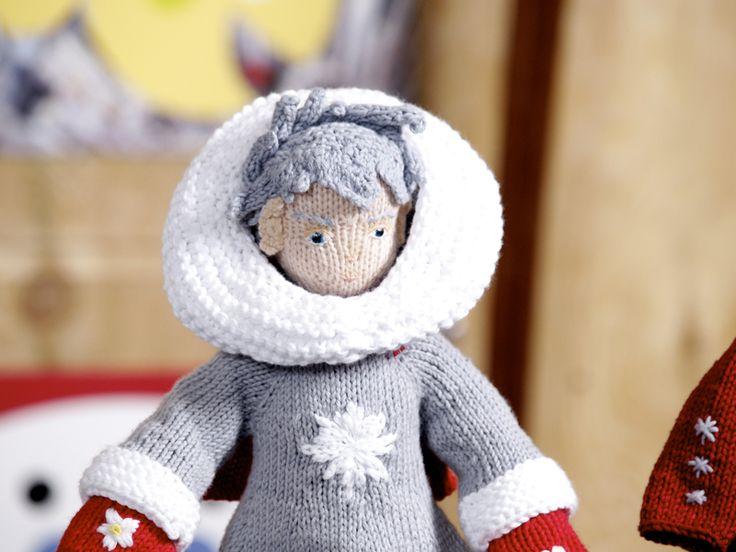 Amy April, Innuit Snowsuit  :)