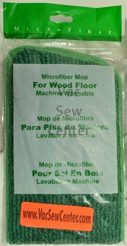 Generic Microfiber Mop Pad/Wood Floor by Generic. $7.95. Microfiber Mop Pad For Wood Floor. VacSewCenter provides the best protection to keep your vacuum and sewing machine working in prime condition at all times.. We strive to make sure that all of our customers are satisfied and this is why we offer a 7-day money back guarantee. Buyer is responsible for return shipping.. Generic Microfiber Mop Pad For Wood Floor Washable, 16 wide Will also fit machine 14-0180-04 1...