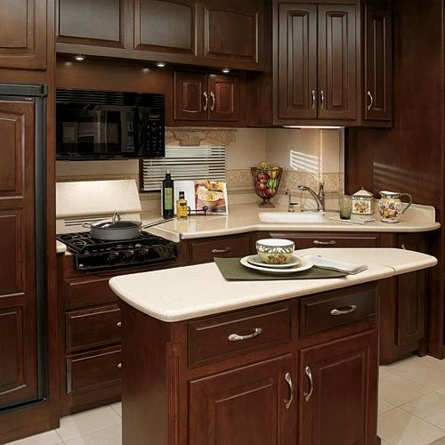 Wood Cabinet Colors Kitchen: Best 25+ Kitchen Paint Colors With Cherry Ideas On