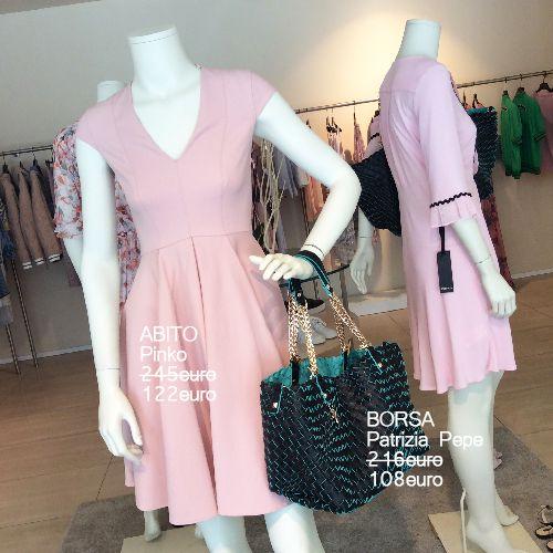 Pink Dress PINKO