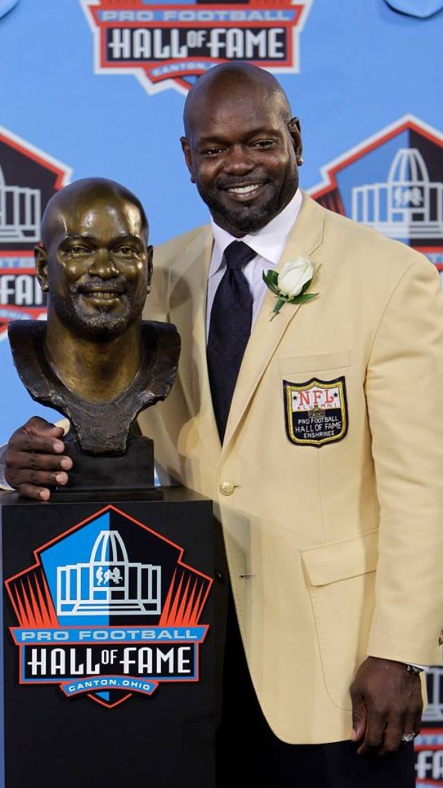 Emmitt Smith - Hall of Fame - Dallas Cowboys
