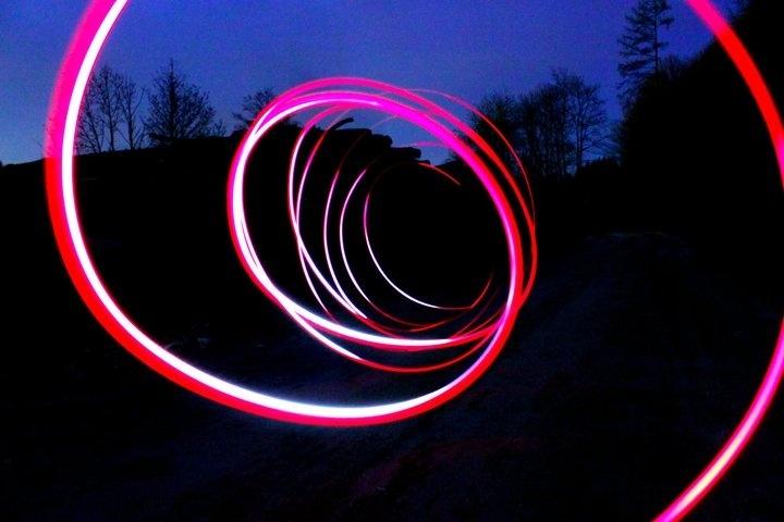 Lichtspirale | rewo  #light_artArtworks Photos, Photography 3, Lights Painting, Rewo Lights Art I V, Swirls Lights, Light Art