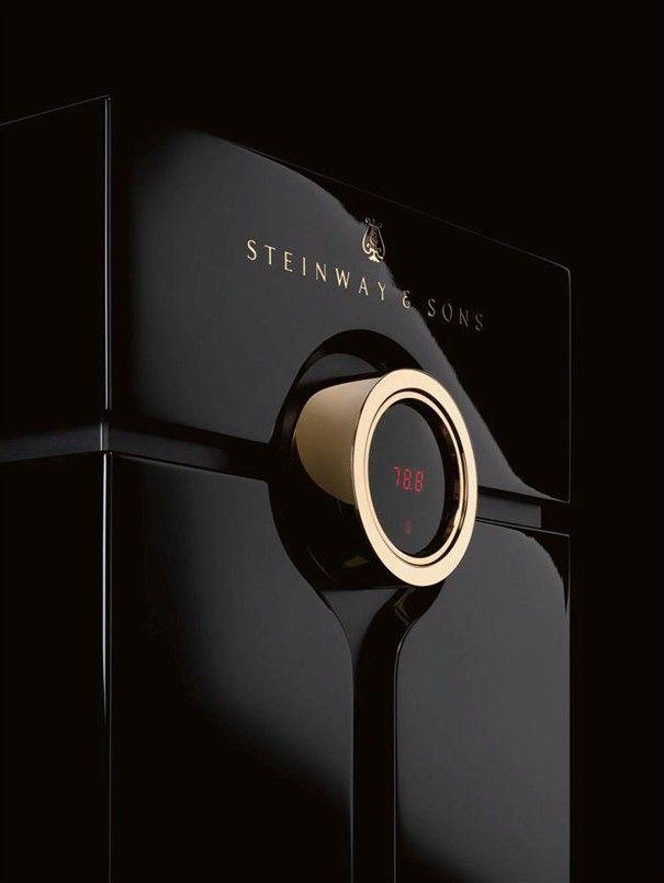 Steinway Lyngdorf Model D