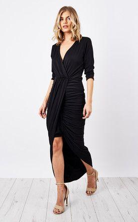 3d9f71d750c Black Jodie Dress
