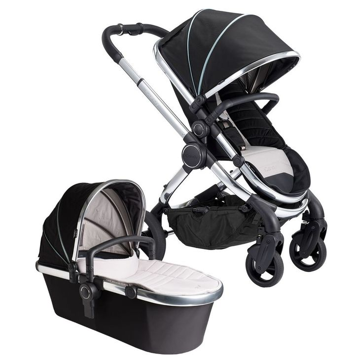 iCandy Peach Stroller + & Car Seat Adapters in