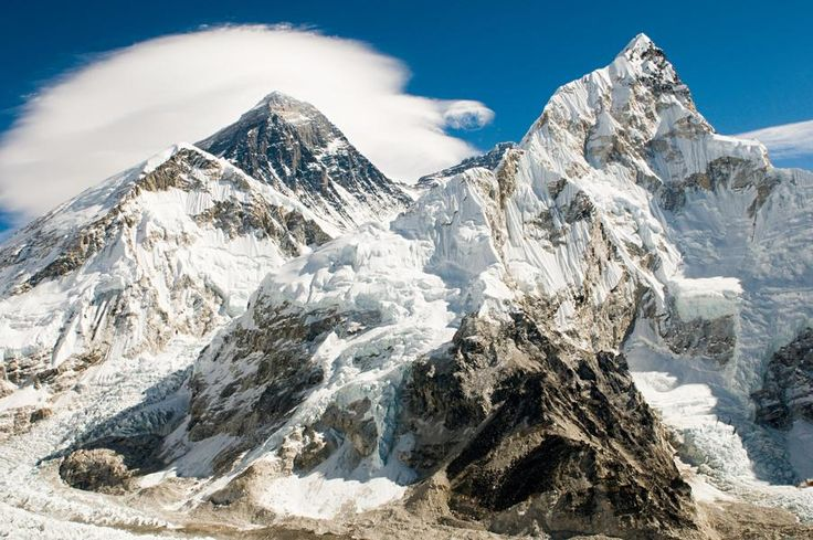 Mount Everest, Nepal. Its always been my dream to climb to the top.