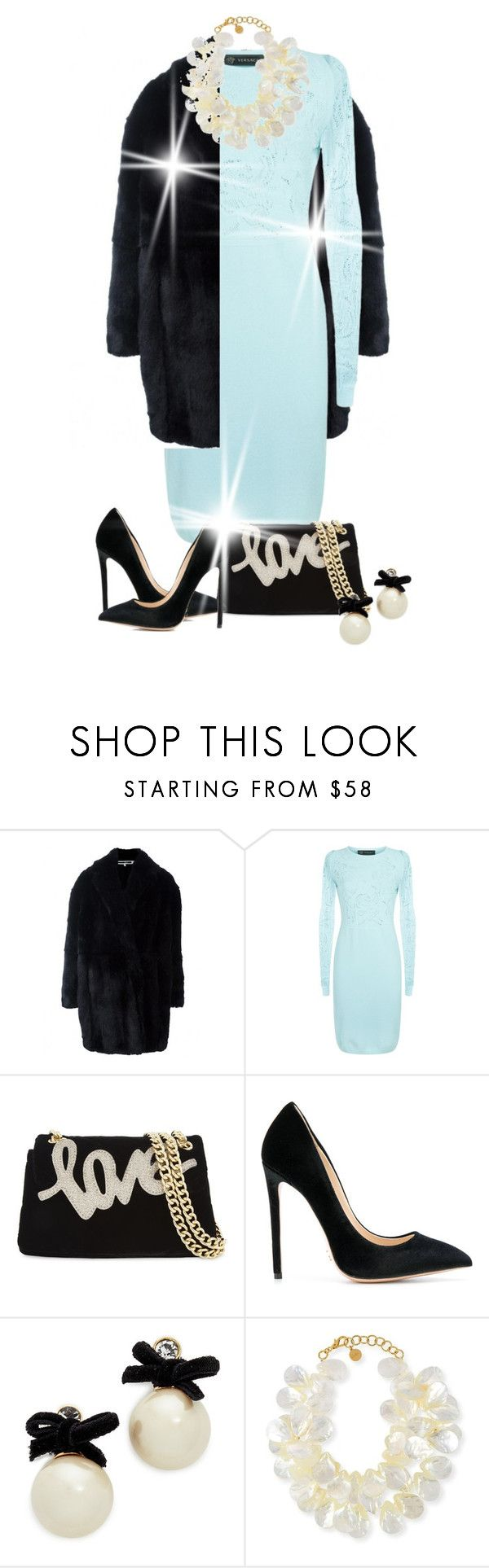 """""""#PolyPresents: Wish List"""" by shamrockclover ❤ liked on Polyvore featuring McQ by Alexander McQueen, Versace, Kurt Geiger, Gianni Renzi, Kate Spade, NEST Jewelry, contestentry and polyPresents"""