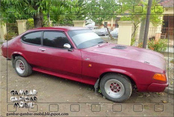 gambar mobil mustang klasik