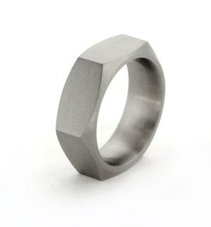 Nathan's perfect ring - now just how to get it!!   nuts-and-bolts titanium rings