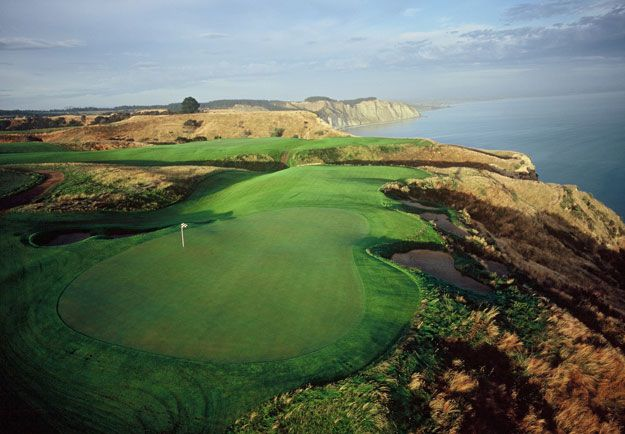 Golf at Kauri Cliffs and Cape Kidnappers | New Zealand Bucket List | Luxury New Zealand Travel