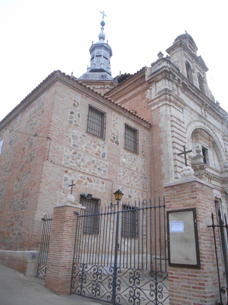 Iglesia de la Vera Cruz.