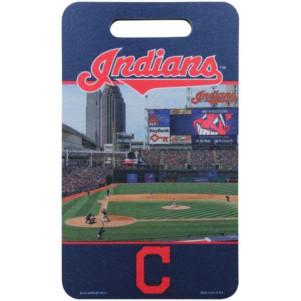 "Cleveland Indians WinCraft 10"" x 17"" Stadium Seat Cushion - $15.99"