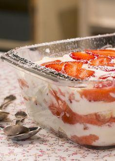Erdbeer-Tiramisu: Sommer-Variante des italienischen Klassikers