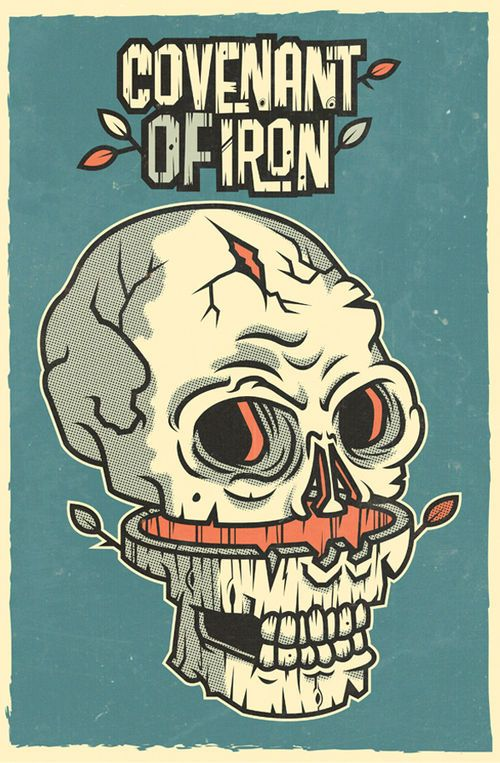 COVENANT OF IRON on Behance