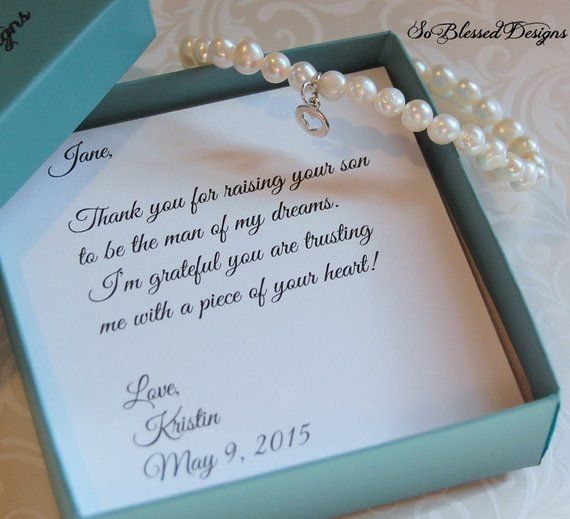 Mother Of The Groom Bracelet Mother Of Bride Bracelet Mother In Law Gift Wedding Gift F Mother Of Bride Gifts Mother Of The Groom Gifts Mother In Law Gifts