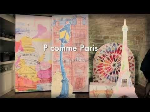 P comme Paris - Your Parisian Portrait - Photography
