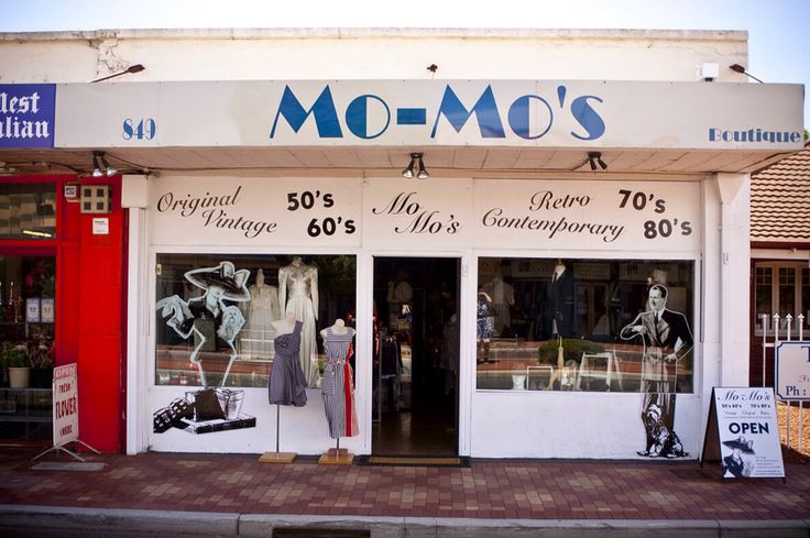 Mo-Mo's is a very nice boutique with all sorts of clothes, jewellery, shoes, hats and bags. Very good selection of glo-mesh.  849 Beaufort Street, Inglewood WA 6052 http://momosboutique.com.au/about-momos-boutique-perth/