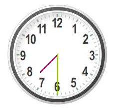 Werkbladen maken om klok kijken te oefenen. Volledig aan te passen!