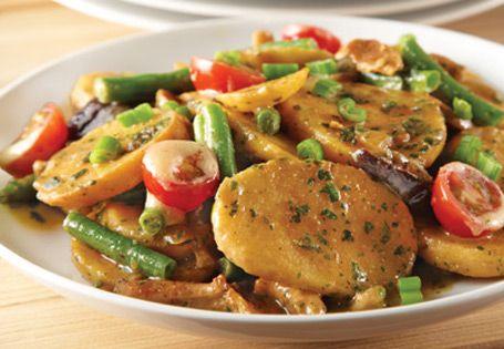 Light Potato Recipes Side Dishes | Homepage Recipes Side Dishes Salads Picnic Potato Salad