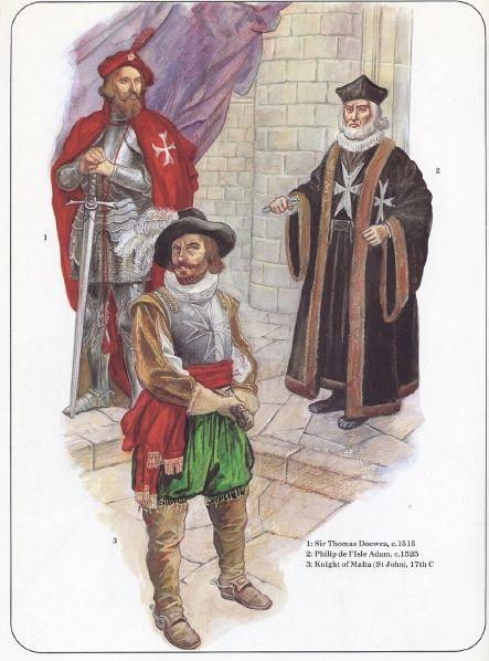 Johanniter-Orden im 16. Jahrhundert - Frühes Mittelalter bis zur Renaissance - Sweetwater Forum