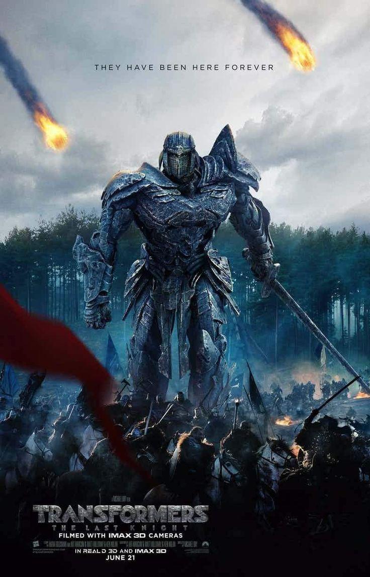 Transformers: O Último Cavaleiro - Filme ganha pôster medieval! - Legião dos Heróis