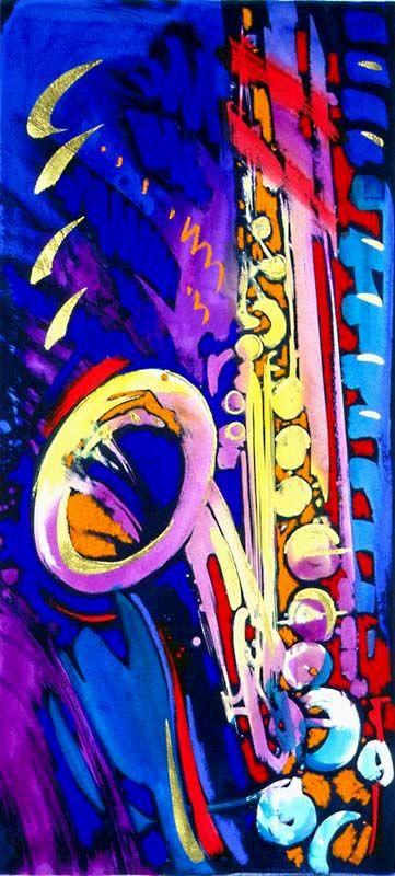 'Jazz Night' by Simon Bull