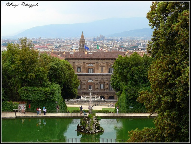 28 best places i have been to images on pinterest florence italy tuscany and tuscany italy - I giardini di palazzo rucellai a firenze ...