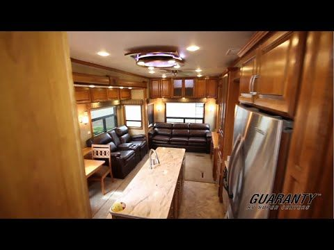 2016 DRV Mobile Suites 38RSB3 Luxury Fifth Wheel • Guaranty.com